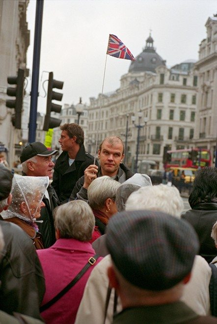 Matt Stuart Oxford Circus 442x660 Interview with Matt Stuart on Street Photography, Ethics, and the Future of Photography