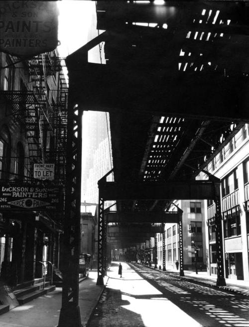 Photograph by Berenice Abbott