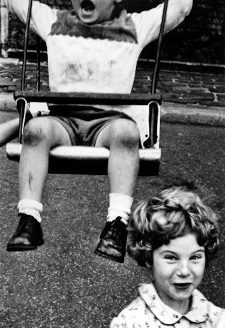 boy girl swing 453x660 10 Lessons William Klein Has Taught Me About Street Photography