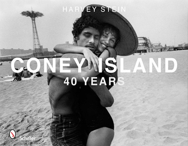 Cover CoupleonBeach1982copy 150 dpi 660x514 Documenting Coney Island for Over 40 Years: Interview with Harvey Stein