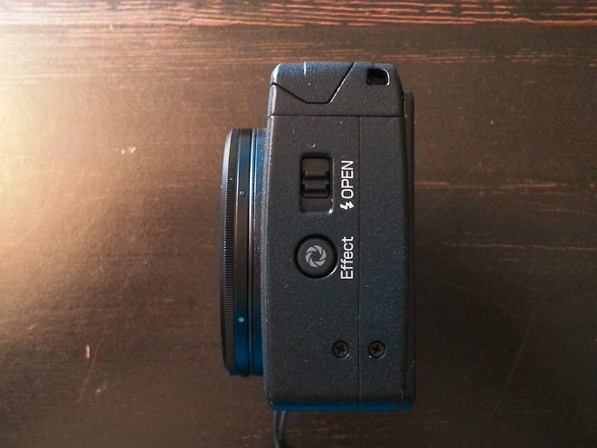 flash 1 Review of the Ricoh GR Digital (GRD V) for Street Photography