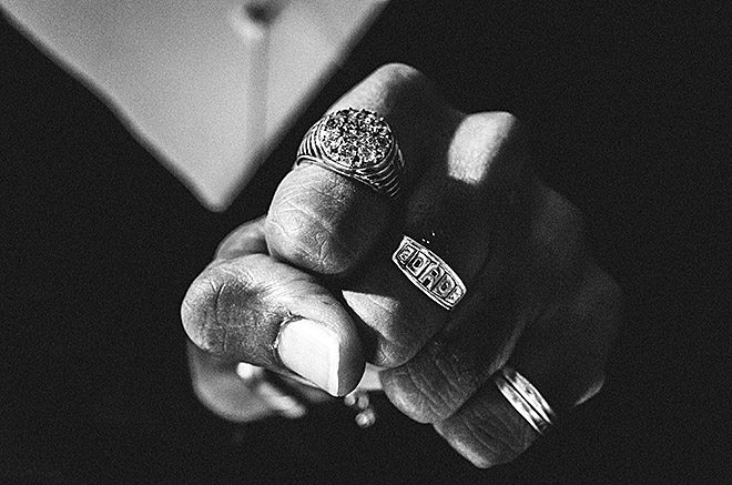 fist resized 3 Lessons I Learned Photographing a Blinged out Boxing Promoter