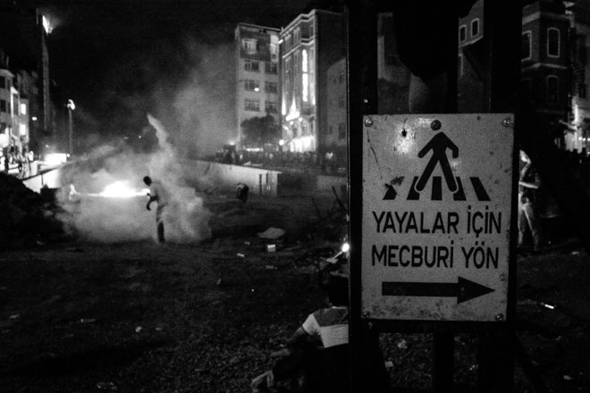 0043382 The Art of Being Aware in the Streets: Interview with Oguz Ozkan from Istanbul
