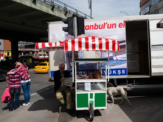 Publish02 The Art of Being Aware in the Streets: Interview with Oguz Ozkan from Istanbul