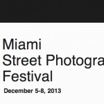 Submit to the Miami Street Photography Festival 2013!