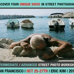 """Discover Your Unique Voice in Street Photography"": San Francisco 3-day Intermediate/Advanced Street Photography Workshop (10/25-10/27)"