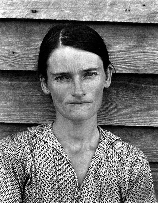 evans great depression woman 17 Lessons Walker Evans Has Taught Me About Street Photography