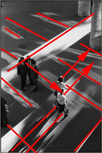 burri 5 Street Photography Composition Lesson #3: Diagonals