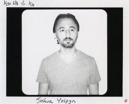 josh picture American Sequitur: Interview with Joshua Yospyn by Brian Eden