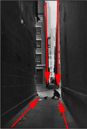 nyc2 Street Photography Composition Lesson #4: Leading Lines