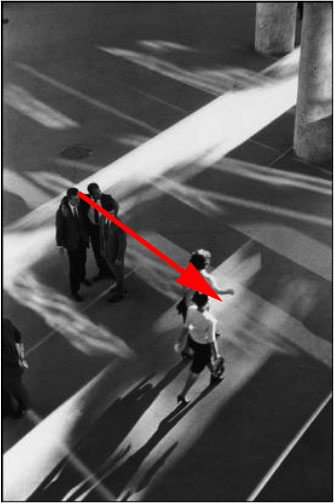 rene burri1 Street Photography Composition Lesson #3: Diagonals
