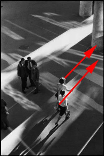 rene burri2 Street Photography Composition Lesson #3: Diagonals