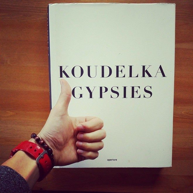 gypsies koudelka bok cover 660x660 Street Photography Book Review: Gypsies by Josef Koudelka