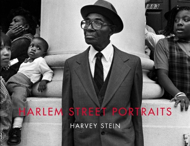 harlem street portraits harvey stein cover 660x507 Interview with Harvey Stein on His New Book: Harlem Street Portraits