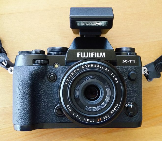 Real-World Review of the Fujfilm X-T1 for Street Photography