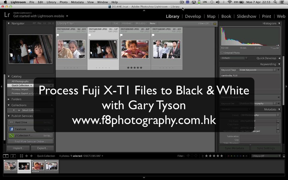 How to Post-Process Your Street Photography into Black & White in Lightroom 5 and Silver Efex Pro 2
