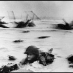 FRANCE. Normandy. June 6th 1944. Landing of the American troops on Omaha Beach.2 150x150 14 Lessons Elliott Erwitt Has Taught Me About Street Photography