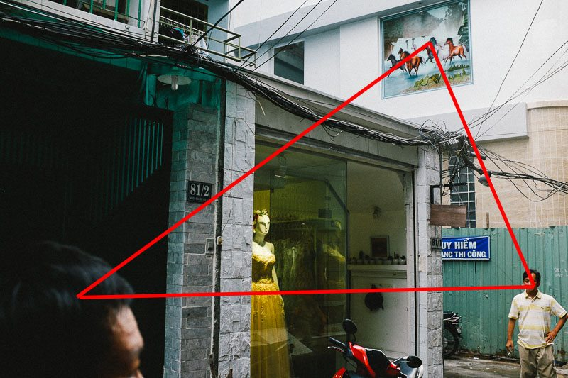 Saigon Diary #2: Learning Vietnamese, Seeing Common Threads, and Triangles