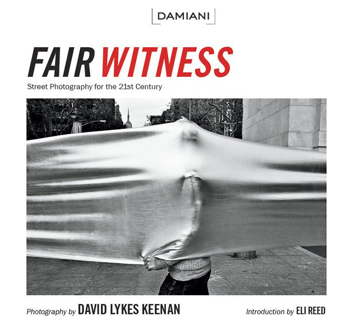 cover Fair Witness: Interview with David Lykes Keenan