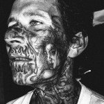 image 150x150 Street Photography Contact Sheets #1: Face Tattoo, Downtown LA 2014