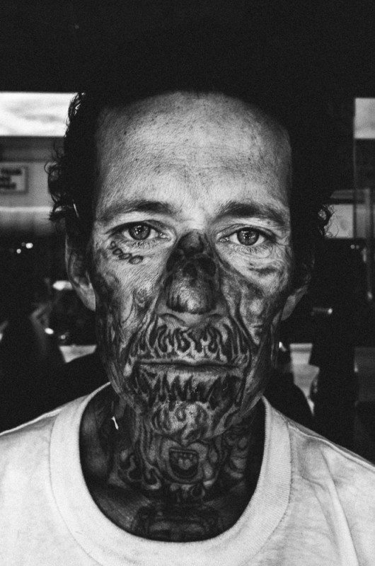 R0062862 530x800 Street Photography Contact Sheets #1: Face Tattoo, Downtown LA 2014