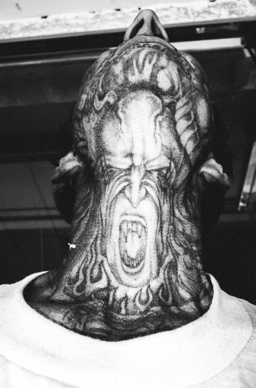 R0062864 529x800 Street Photography Contact Sheets #1: Face Tattoo, Downtown LA 2014