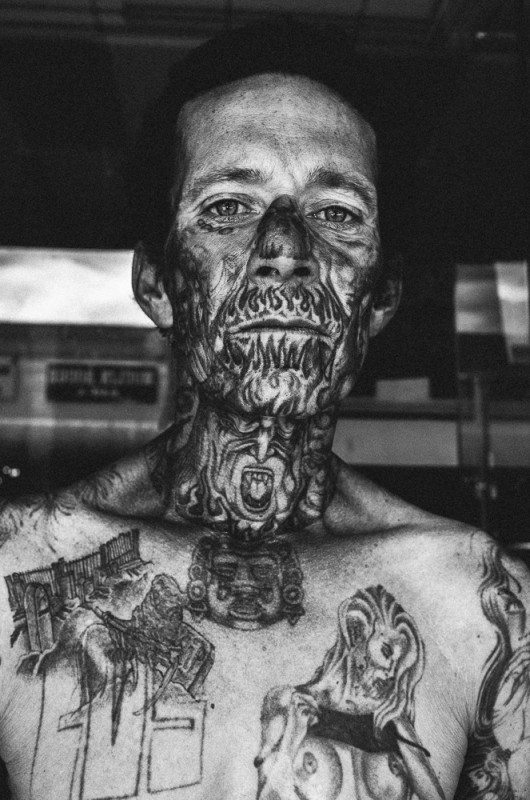 R0062883 530x800 Street Photography Contact Sheets #1: Face Tattoo, Downtown LA 2014