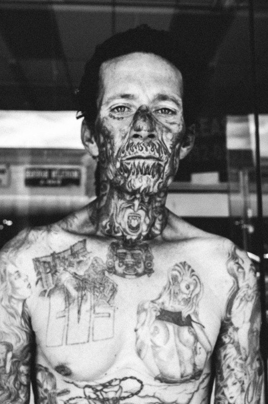 R0062885 530x800 Street Photography Contact Sheets #1: Face Tattoo, Downtown LA 2014