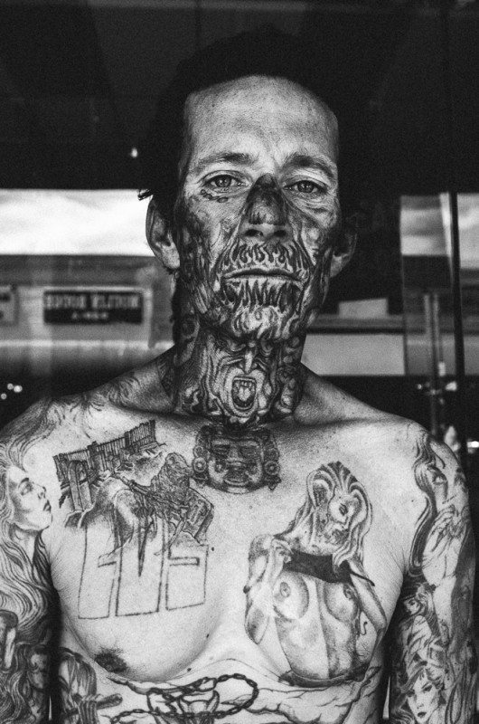 R0062886 530x800 Street Photography Contact Sheets #1: Face Tattoo, Downtown LA 2014
