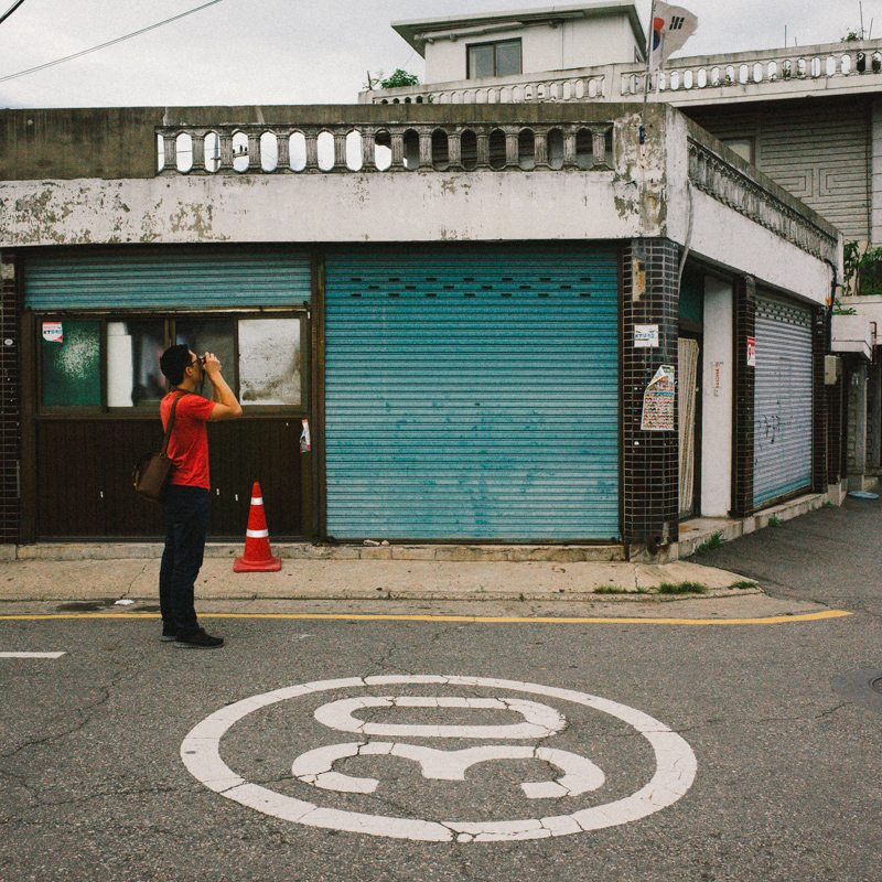 R0101274 Seoul Diary, 2014: Josh White and Documenting my Personal Journey