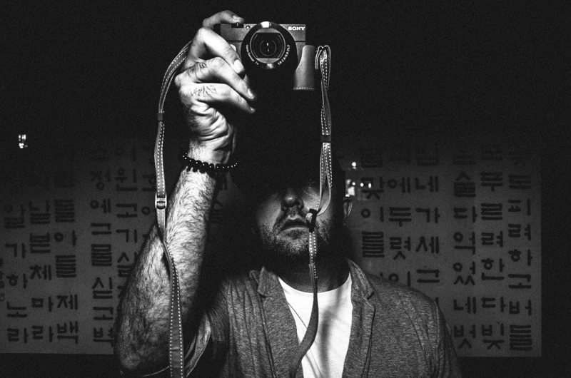 R0101370 Seoul Diary, 2014: Josh White and Documenting my Personal Journey