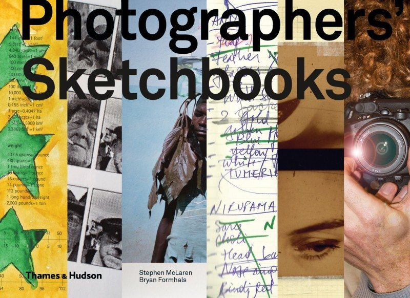 photographers sketchbooks cover 800x582 6 Lessons I've Learned From Photographers Sketchbooks