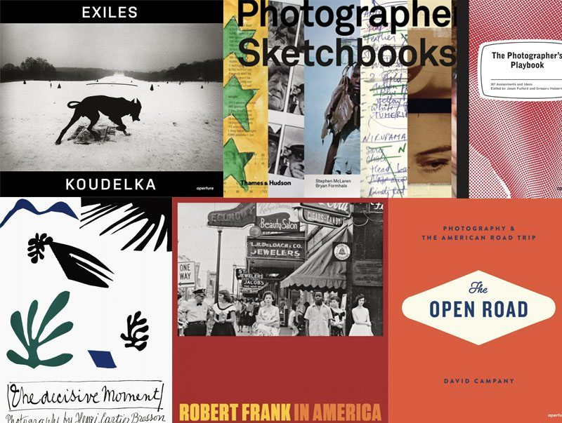 recommended street photography books Street Photography Holiday Book Wishlist 2014