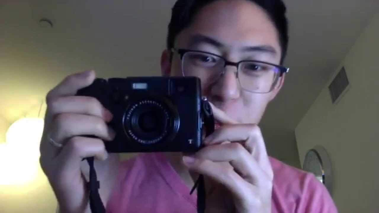 Video Review of the Fujifilm X100T for Street Photography