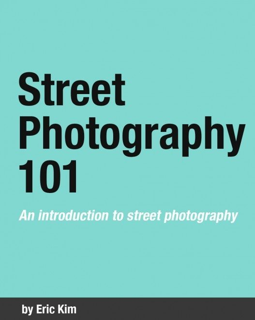 Street Photography 101 Cover
