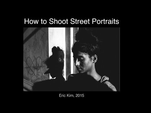 Video Lecture: How to Shoot Street Portraits
