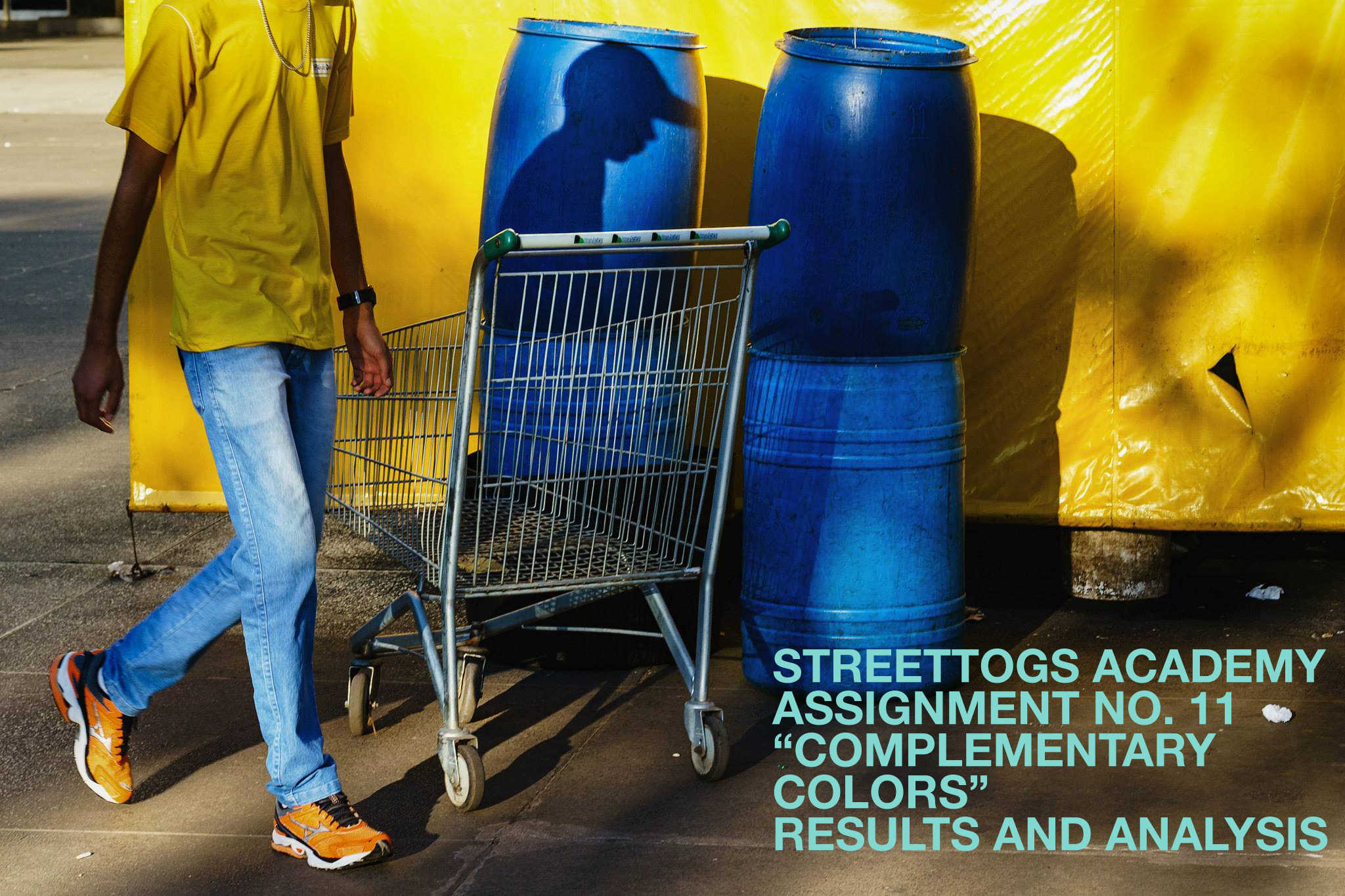 "Streettogs Academy No. 11 ""Complementary Colors"" Results and Analysis"