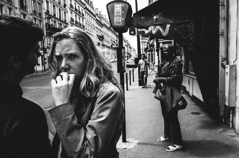 My Experience Shooting Street Photography in Paris, Getting My Backpack Stolen, and Free Composition Ebook