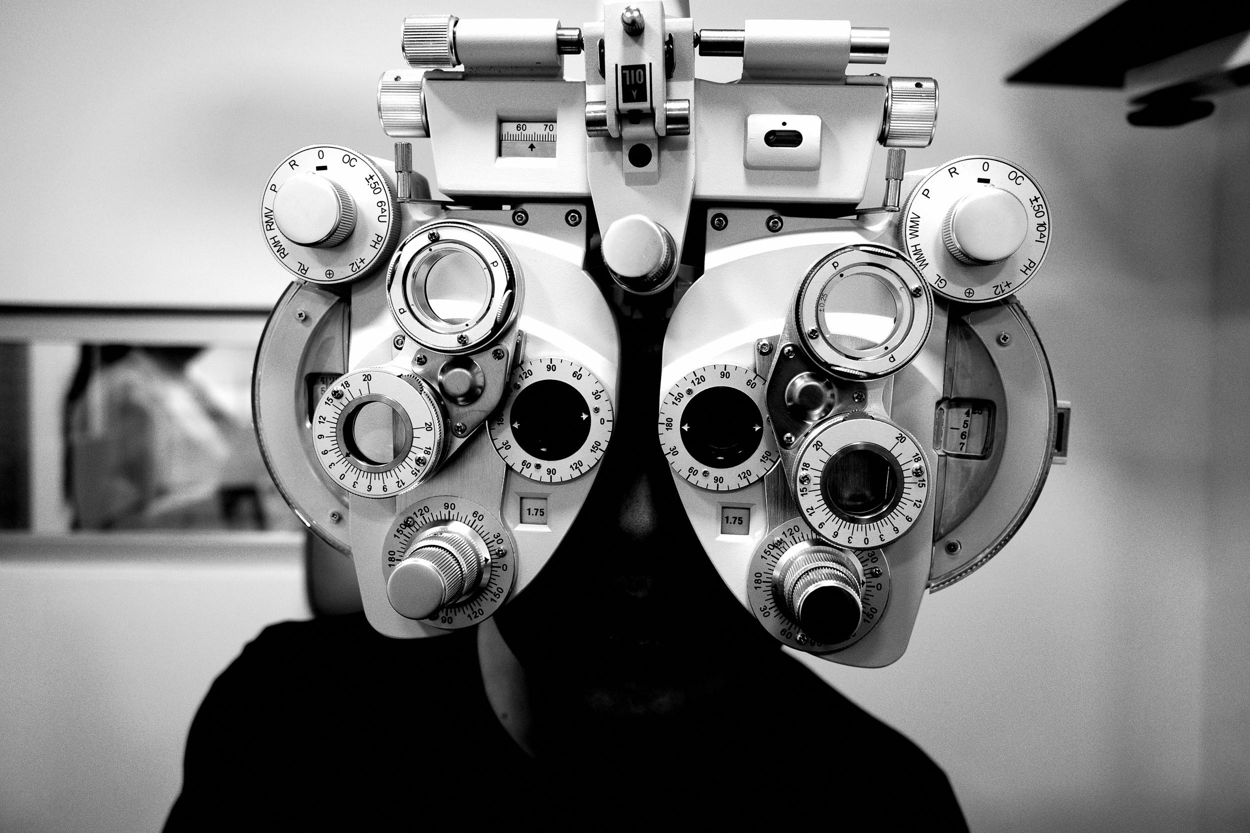 Eric kim selfie glasses eyes Mexico