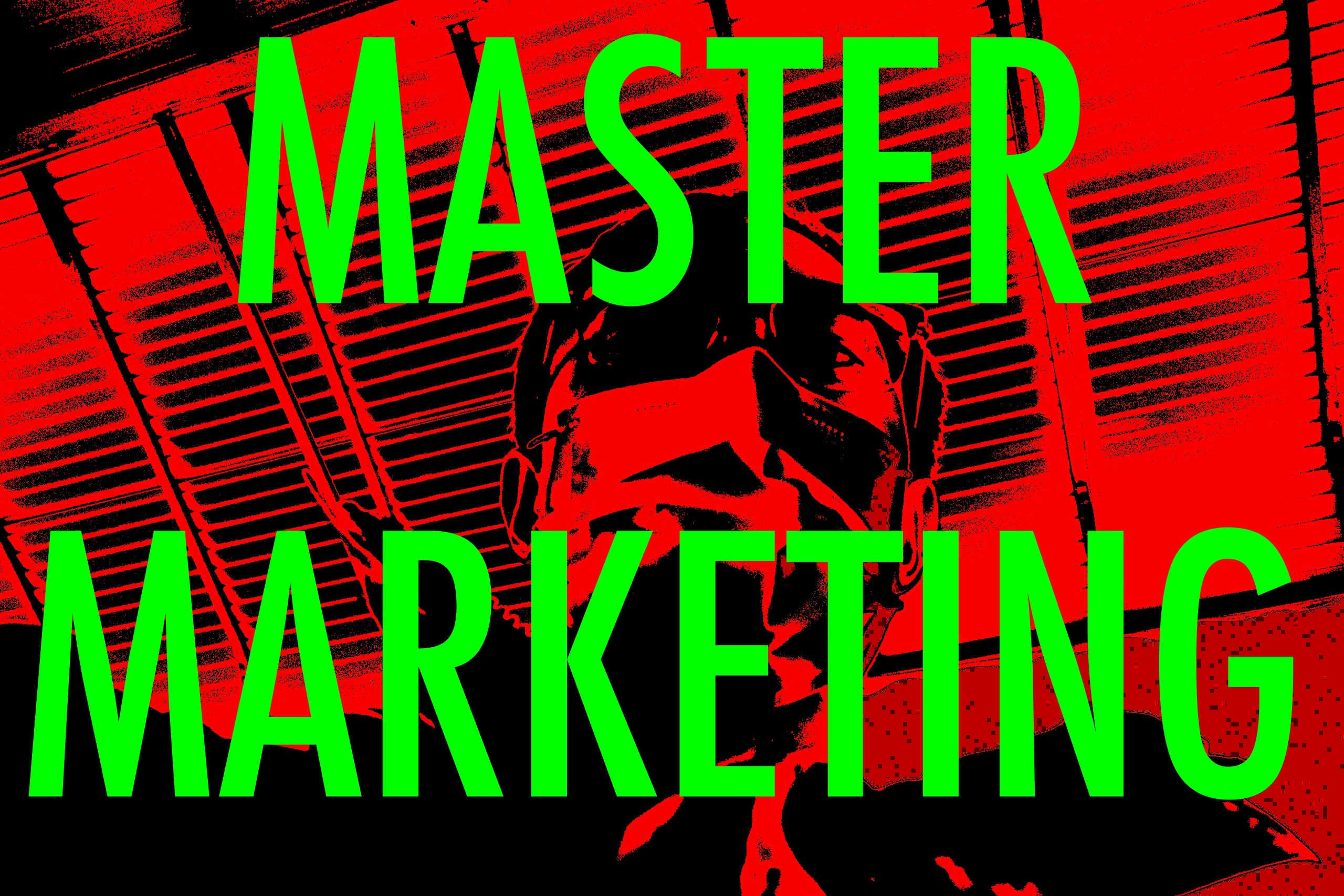 Master marketing ERIC KIM